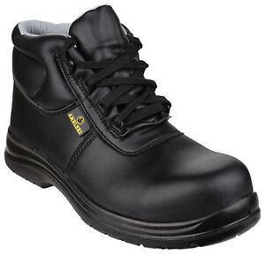 Amblers FS663 Safety Mens Unisex Composite Toe Cap Industrial Work Boots UK3-12