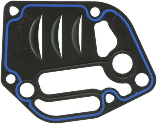 Engine Oil Filter Adapter Gasket Front Mahle B31930