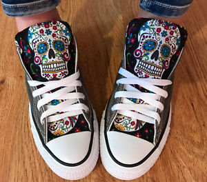 Of Converse The Chuck Shoes Day Sugarskull Deadeac5d28c1f1511d513db14f24eb56870 Taylor srdQxtCh