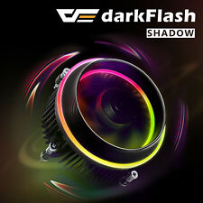 Darkflash CPU Cooler L6 Dual Tower LED PC Intel AMD Motherboard Cooling 90mm Fan