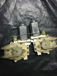 BMW E39 FRONT LEFT/RIGHT DRIVER WINDOW MOTOR