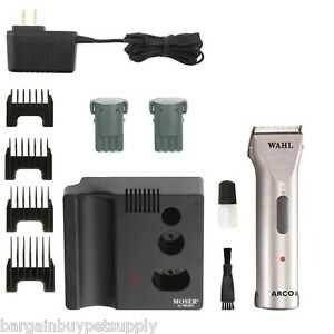 Wahl-ARCO-SE-Professional-Cordless-Dog-Cat-Pet-Clipper-Trimmer-8786-452