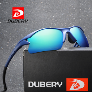 Men Polarized Sport Sunglasses Outdoor Driving Fishing Cycling Square Glasses