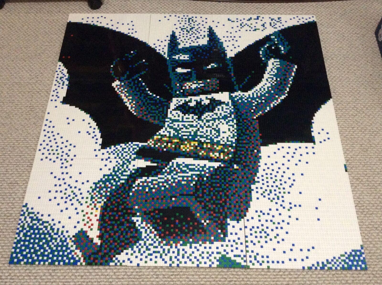 LEGO BATMAN MOSAIC 45 X45