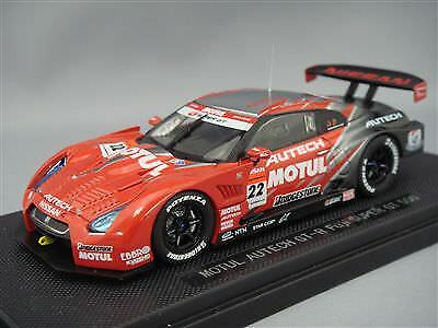 Ebbro 1 43 Motul Autech GT-R Fuji Super GT from Japan