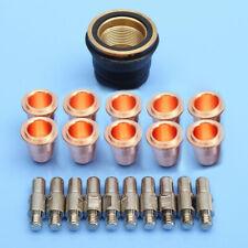 PR0117 Plasma Electrodes Fit Trafimet S74 S75 S105 Plasma Cutting Torch 10pk