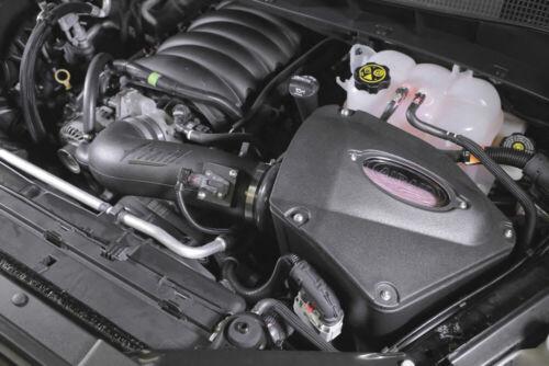 14HP Airaid Cold Air Intake w//Airbox Fits 2019-2020 Sierra Silverado 5.3 6.2