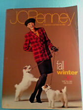 JCPENNEY DEPARTMENT STORE VTG CATALOG 1483 PAGES FALL/WINTER 1991