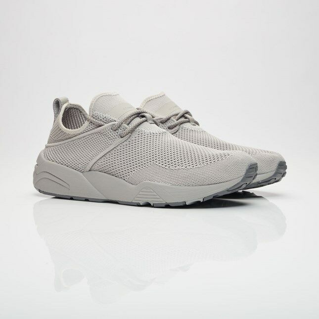 Puma x Stampd Trinomic Woven 362744-02 Steel Grey Men Sizes NEW 100% Authentic