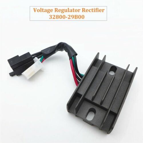 Voltage Regulator Rectifier Fit for Suzuki GN125 GZ250 GZ125 Arctic Cat Kawasaki