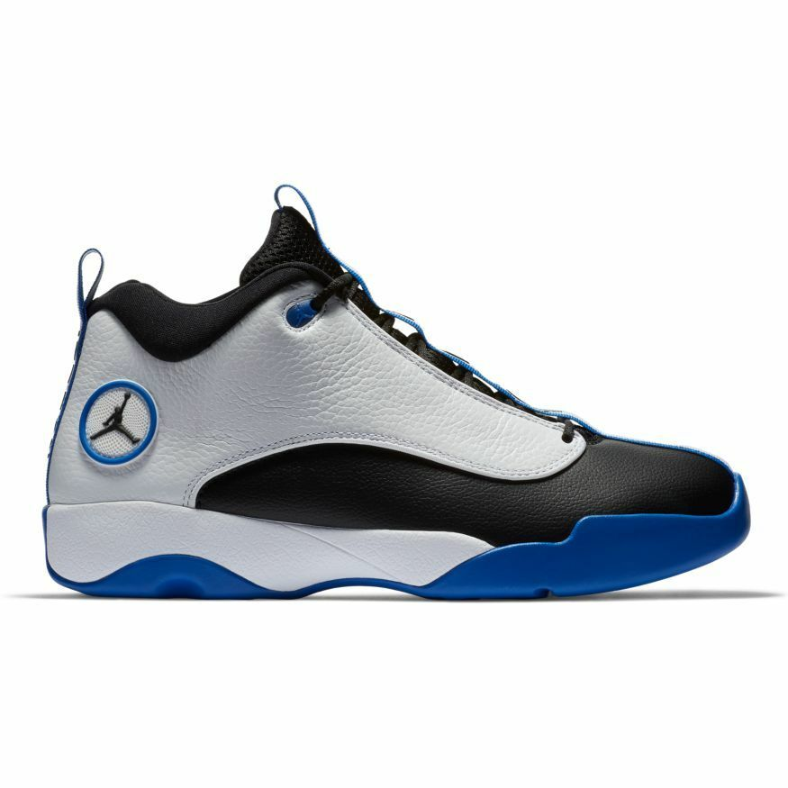 Men's Jordan Jumpman Pro Quick Shoe 932687-107 WHITE/BLACK-VARSITY ROYAL Brand discount