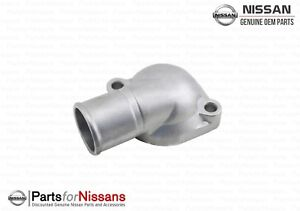 Details about Genuine Nissan Datsun 240Z 510 521 610 620 710 Upper Water  Coolant Outlet NEW