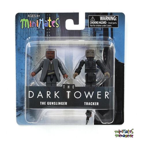 The Dark Tower Minimates TRU Toys R Us Wave 1 The Gunslinger /& Tracker