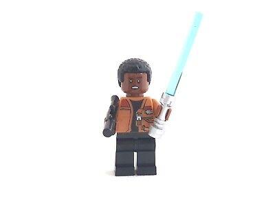Lego Star Wars minifigure SW676 Finn 911834 foil pack brand new free post