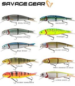 12-68g Various Colour Ready To Fish Lure 9.5-19cm Savage Gear Soft 4Play