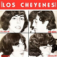 LOS CHEYENES Los Cheyenes LP (180 gr) . brincos salvajes bravos pekenikes garage
