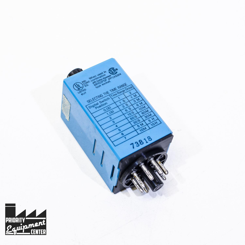 Cutler Hammer Electronic Timer TRN 1P 120V AC FREE SHIPPING
