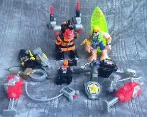 Fisher-PRICE-RESCUE-HEROES-Action-Figure-e-RESCUE-HEROES-accessori