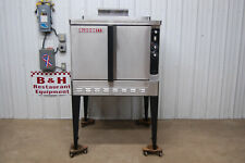 Blodgett Natural Gas Full Size Single Deck Convection Oven Dfg 100 3
