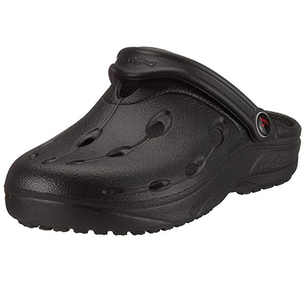 Chung-Shi Dux Duflex, Unisex Adults Clog Sandals - Black - UK 9 (EU43)