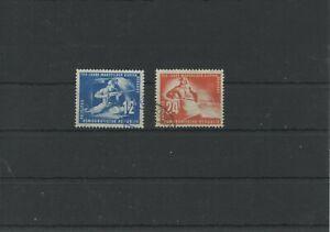 Germany-GDR-vintage-yearset-1950-Mi-273-274-Postmarked-Used-More-Sh-Shop-1