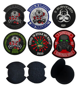 I-Survived-19-2020-BIOHAZARD-Response-Team-Patch-Hook-amp-Loop