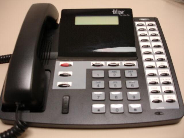 5 Refurbished Inter-Tel Eclipse Associate LCD Phones, 560.4200 (5604201)