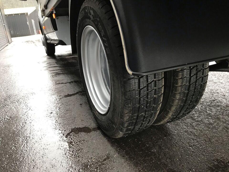 Ford Transit 350 L3 Chassis 2,0 TDCi 170 Mandskabsvogn