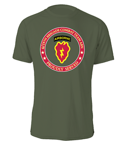 c1fe829f Image is loading 25th-Infantry-Division-Airborne-4-25-Cotton-Shirt-