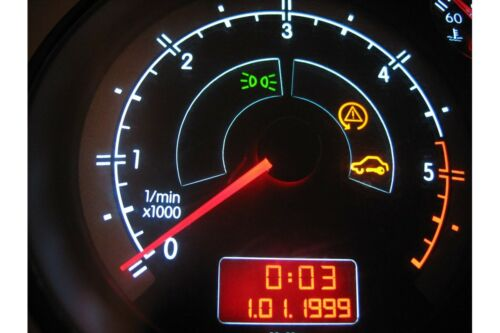 B5 Audi A4 95-01 Design 1 glow gauges dials plasma dials kit tacho glow dash s