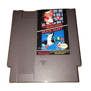 Super-Mario-Bros-Duck-Hunt-Nintendo-NES-Game-Brothers-AUTHENTIC