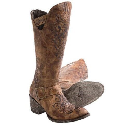 New in Box Old Gringo Noctua Western Cowboy bottes Galaxy or Retail   540