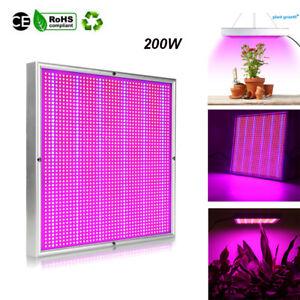 LED Wachsen Licht wachsen Lampe für Indoor-Pflanzen Blume hydroponische Pflanze