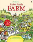 Sticker Puzzle Farm by Susannah Leigh (Paperback, 2015)