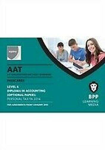Aat Personal Steuer FA2014: Passcards von BPP Lern Medien