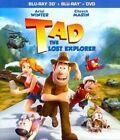 Tad Lost Explorer 3d 0883476093819 With Oscar Barberan Blu-ray Region a