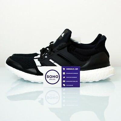 quality design 99bed 7a95c UNDEFEATED ADIDAS ULTRA BOOST ULTRABOOST UNDFTD 4.0 BLACK WHITE B22480 Size  8-13