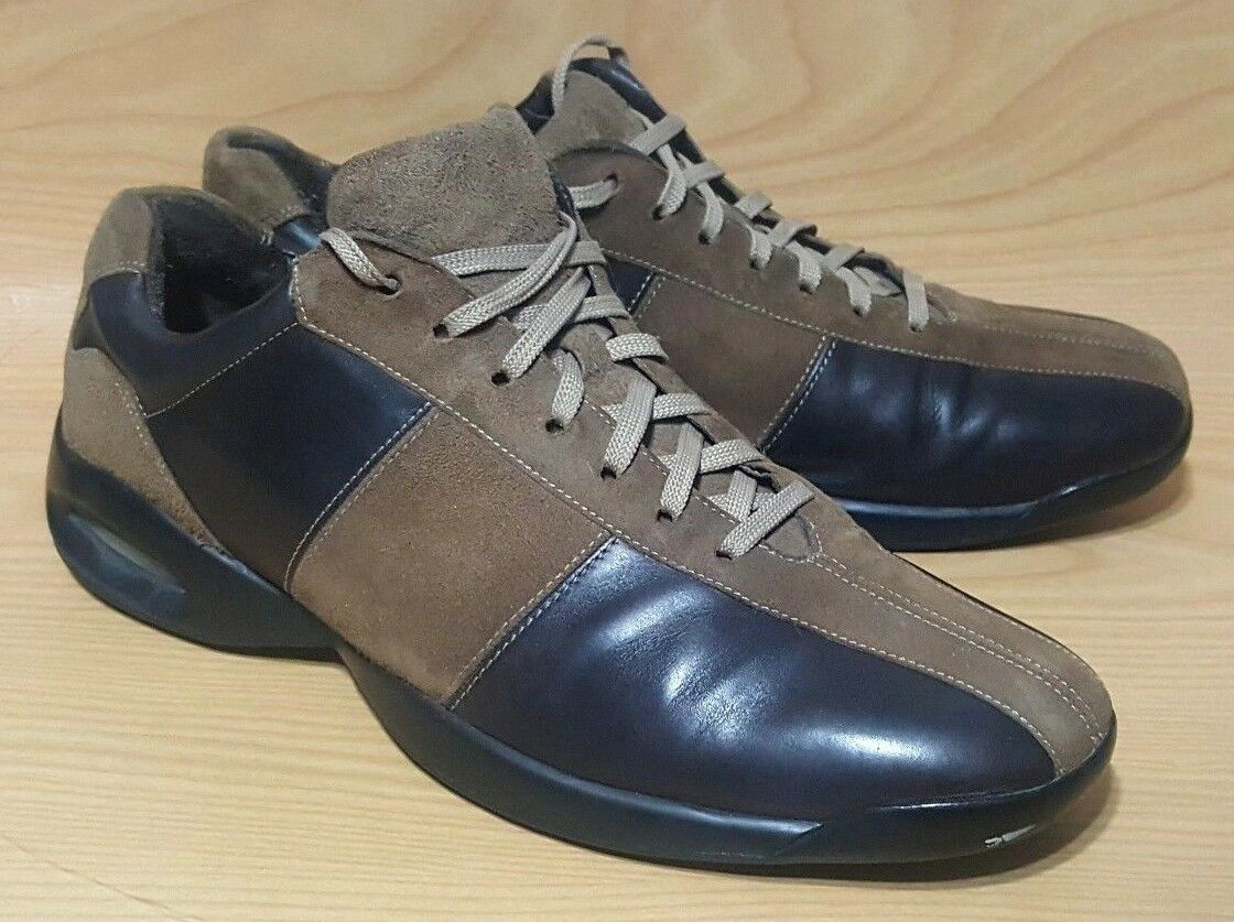 Cole Haan Mens Sneakers Casual Oxfords Brown Leather shoes 11 M