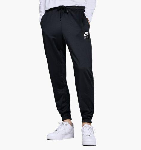 Nike Air Sportswear Men/'s Pants AJ5317-010 Black//White//Grey sz L 2XL