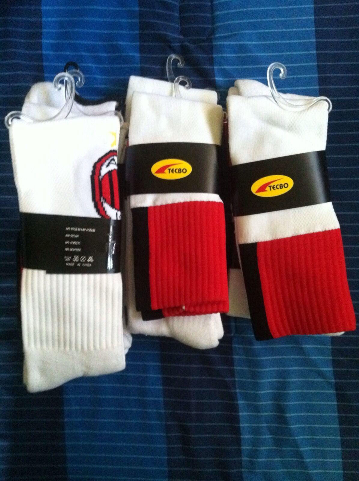 Ac Milan Futbol calcetines (8)