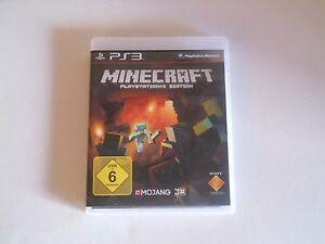 PS3-Minecraft-Playstation-3-Spiel