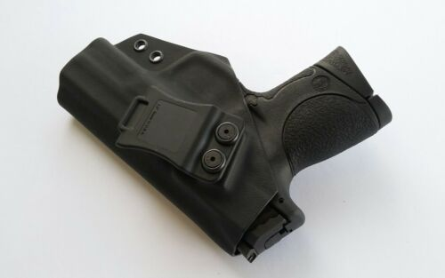 M/&P9c Holster Fits M/&P 9c M/&P9 Compact Inside Waistband IWB Custom Kydex