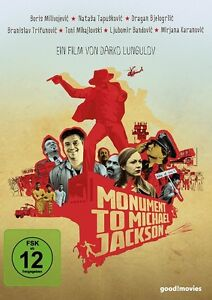 Boris-Milivojevic-Natasa-Tapuskovic-Monument-to-Michael-Jackson-DVD-NUOVO