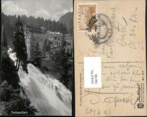 346748-Badgastein-Bad-Gastein-Wasserfall