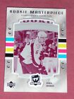 06-07 The Cup SHEA WEBER Rookie Masterpiece 1/1 Magenta Printing Plate RC M-354