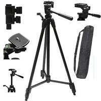 75 Professional Lightweight Tripod For Canon Eos Rebel 5d 6d 7d 60d 70d 80d T5
