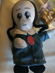 NWT-Animated-amp-Singing-9-Soft-Plush-THE-ADDAMS-FAMILY-Runner-Wednesday-Addams