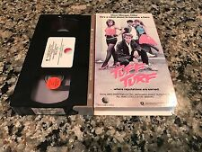 Tuff Turf VHS! 1985 LA Gang Rebellion! Assault On Precinct 13 The Warriors