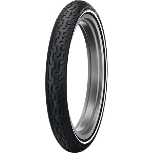 New Dunlop D402 Front Blackwall Tire MH90HB21 MH90-21