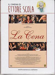 DVD-El-Cena-Por-Ettore-Scola-Con-V-Gassman-G-Giannini-S-S-Digipak-1998